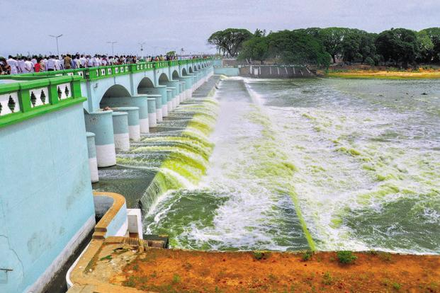 Cauvery water: Centre seeks states' views