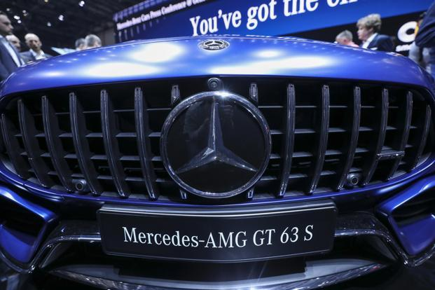 Even at the risk of cannibalizing one another, for Mercedes and BMW the lure of easy cash is hard to pass up at a time when spending pressure is mounting. Photo: Bloomberg