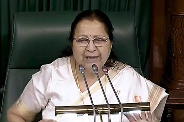 Lok Sabha proceedings washed out for entire week