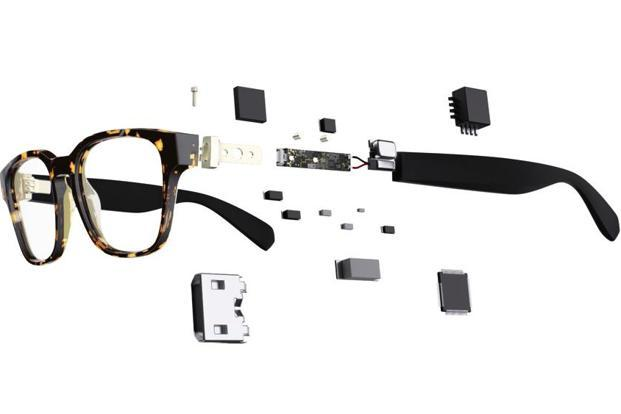 Level smart glasses have sensors similar to those used in fitness trackers.