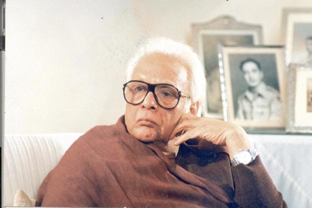 Rahi Masoom Raza. Photo: Hindustan Times