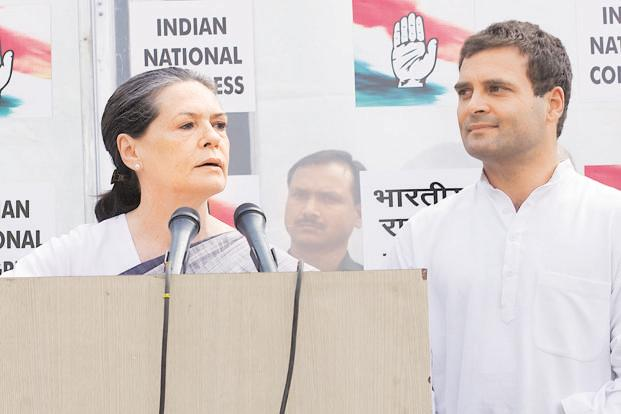 Sonia Gandhi, 71, who was Congress president for 19 years was replaced by her son Rahul last year after internal party elections. Photo: Priyanka Parashar/Mint