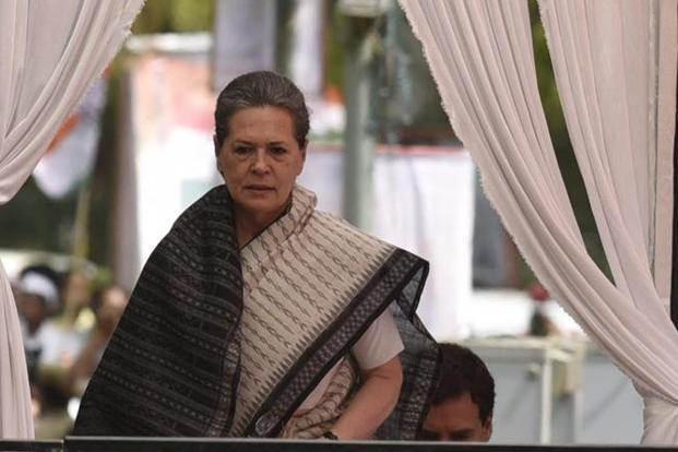 There is rewriting of history, falsifying facts and fanning prejudice and bigotry in India, says Congress leader Sonia Gandhi. Photo: Mint