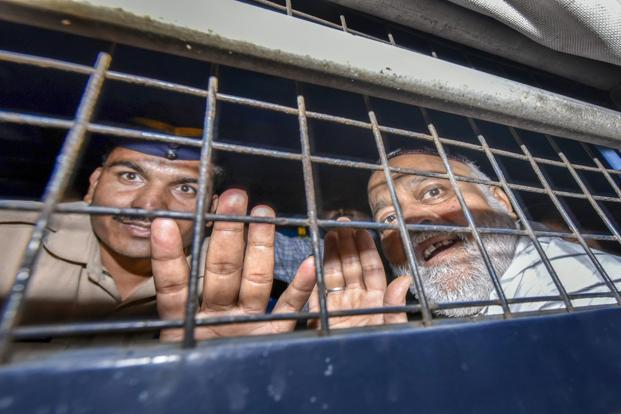 Farooq Takla, who was arrested in Mumbai on Thursday, is a close aide of Dawood Ibrahim and an accused in the 1993 Mumbai bomb blasts case. Photo: PTI