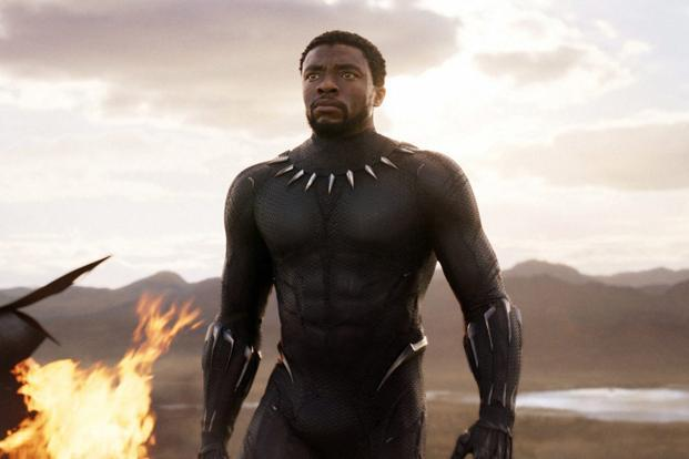 A scene from the 'Black Panther' movie. Its $521 million in US sales puts it among the 10 highest-grossing releases domestically, and international sales are expected to surpass $500 million this weekend, Disney said. Photo: AP