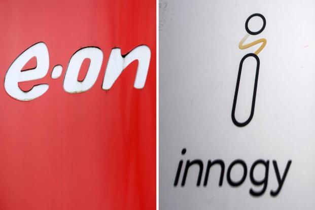 Shares of Innogy fell 1% in 2017, their first full year on the German stock exchange. They've since advanced almost 6%. Photo: AFP
