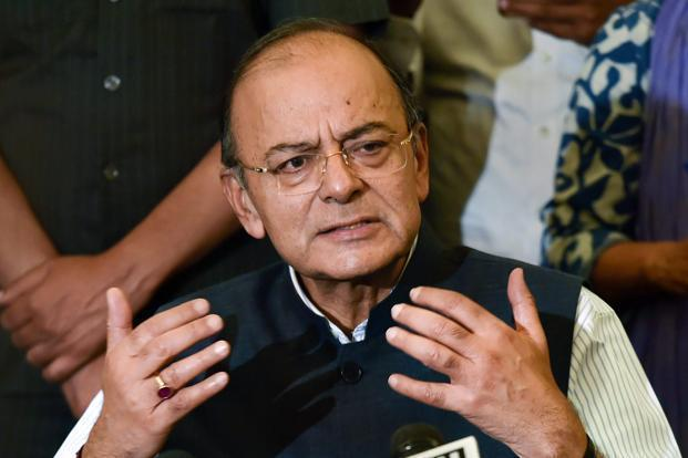 Arun Jaitley files nomination papers for Rajya Sabha polls