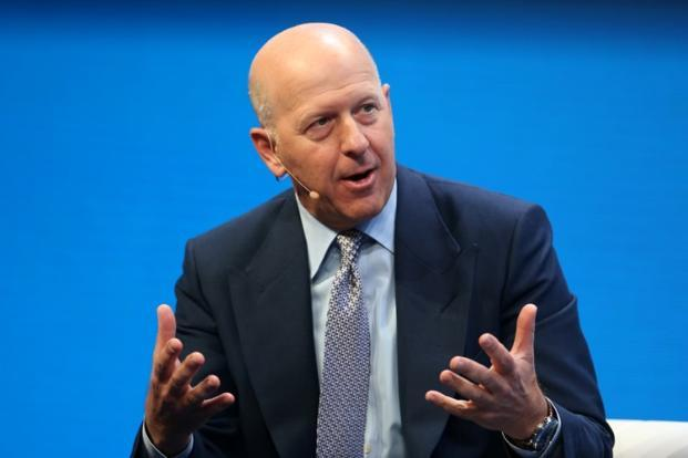 Goldman CEO Blankfein said to be preparing to step down