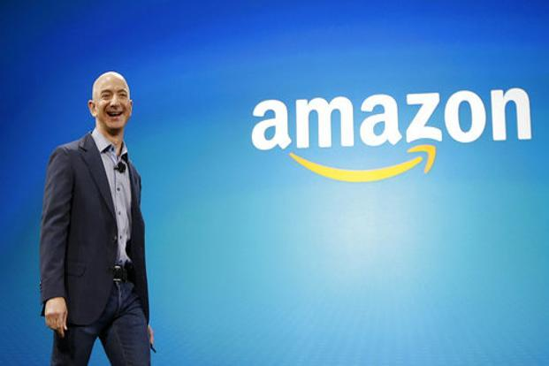 Jeff Bezos declined to clarify just how much of his fortune he will spend on space travel. Photo: AP