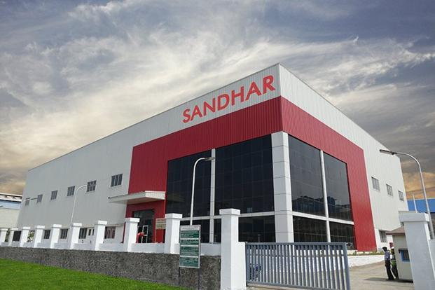 Sandhar Technologies has fixed a price band of Rs327 to Rs332 per share for the initial public offering (IPO).
