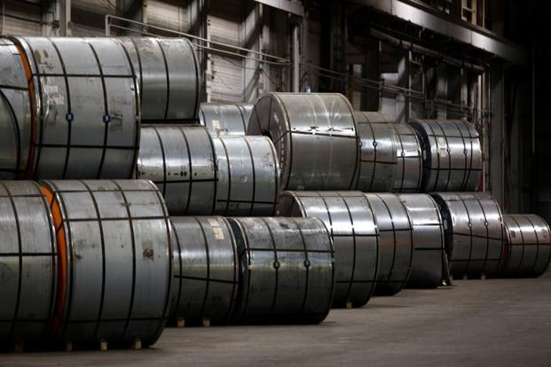 The tariff hike will encourage US production of steel and aluminium, raise utilisation rates, and keep domestic prices elevated over the next 2-3 years. Photo: Reuters