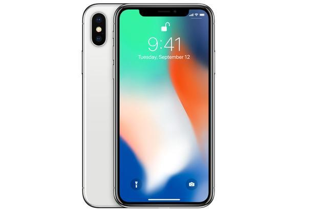 iPhone X is a bezel-less smartphone with practically no bezel on the front panel.