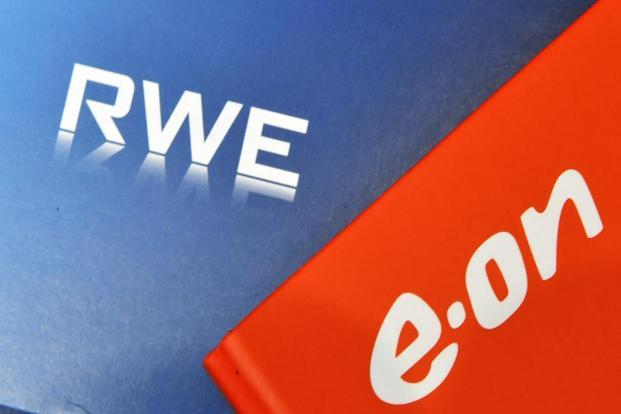EON shares surged more than 6%, continuing the biggest two-day increase in more than a year. Photo: AP