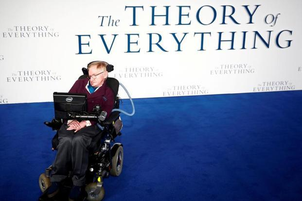 Stephen Hawking was a household name for his resilient spirit to explore the expanse of the universe despite being confined to the wheel chair. Photo: Reuters