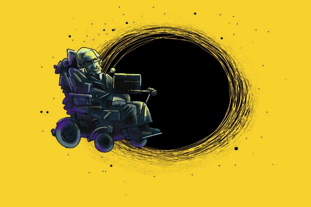 In recent years, Stephen Hawking spoke often and eloquently about exploring space more urgently than we humans are now doing. Illustration: Jayachandran/Mint