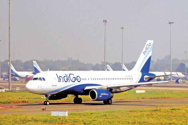 Amid aircraft crunch, IndiGo cancels 42 flights today class=