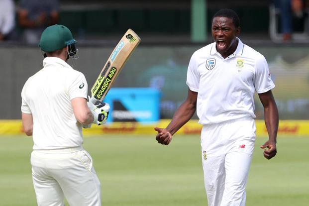 Kagiso Rabada won a match but has lost his place in the side. Photo: Reuters