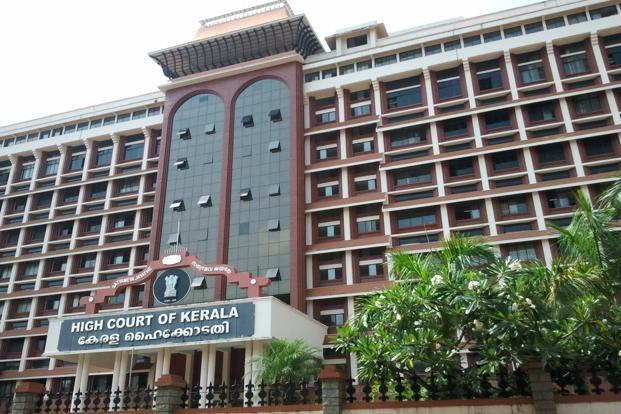 Kerala HC building. Youth Congress worker Muhammad Shuhaib was murdered on 15 February in politically sensitive Kannur district. Photo: Rojypala at Malayalam Wikipedia