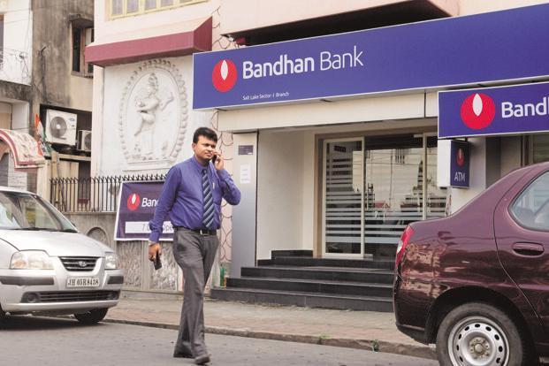 Bandhan bank ipo listing price