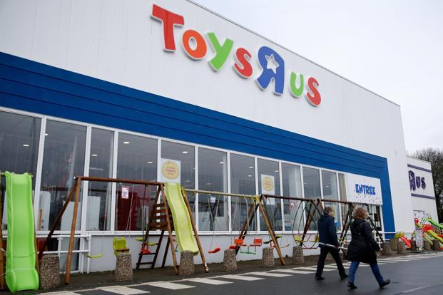 The disappearance of Toys 'R' Us leaves a void for hundreds of toy makers that relied on the chain as a top customer alongside Walmart and Target. Photo: Reuters