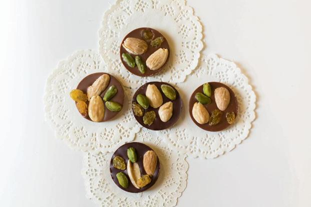 Chocolates from Du Rhône's collection use the best cacao. Photo: Nayan Shah/Mint