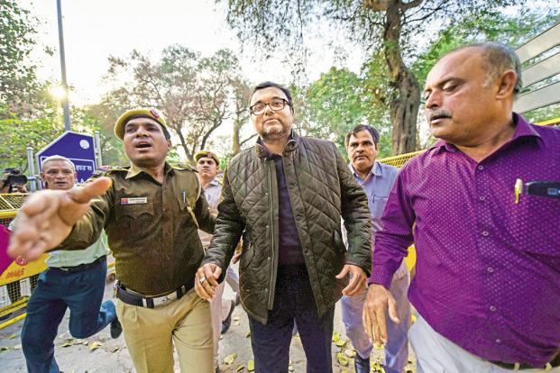 INX Media money laundering case: SC extends interim protection to Karti Chidambaram