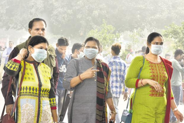 Kolkata and Delhi lead the list of cities that would benefit the most from accelerated emission cuts. Photo: HT
