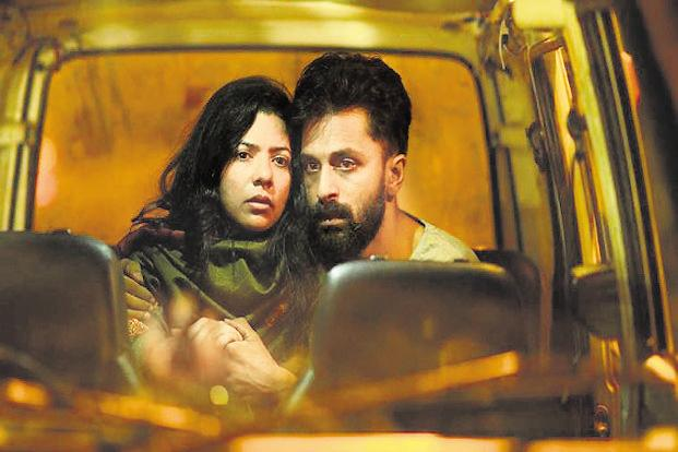 A still from 'S Durga'. Director Sanal Kumar Sasidharan plans to screen the movie by renting out cinemas in locations where an audience of at least 100 people gathers to watch it.
