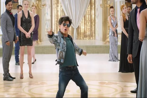 Shah Rukh Khan in a still from 'ZERO'.