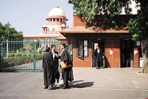 File photo. The determination of what does or does not amount to the practice of law is left to judges—each of whom was once a lawyer. Photo: Pradeep Gaur/ Mint