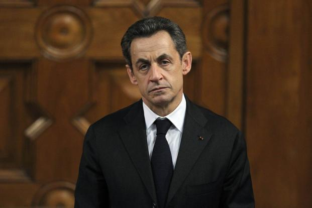 Sarkozy given initial corruption charges