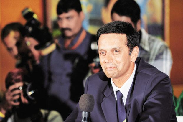 Former Indian cricketer Rahul Dravid. Photo: Reuters