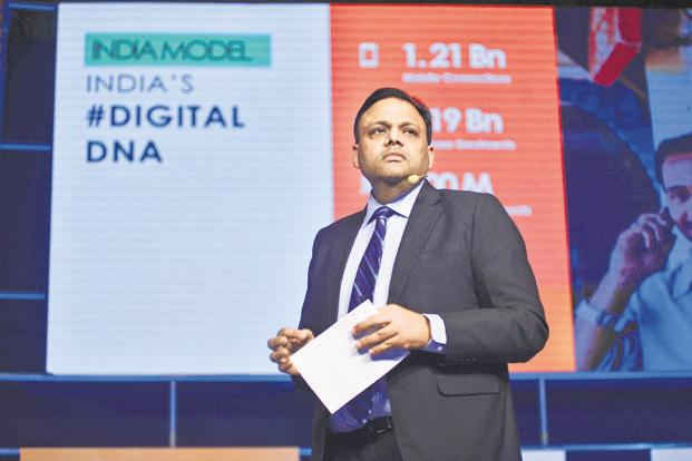 Aligning business processes to technology will be big disruptor, says Arvind Gupta