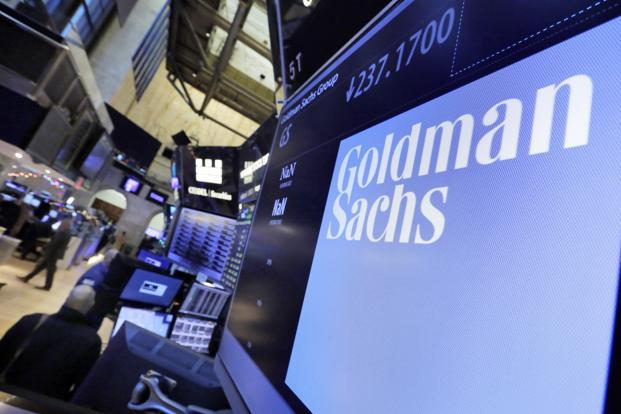 Goldman Sachs forecasts less growth