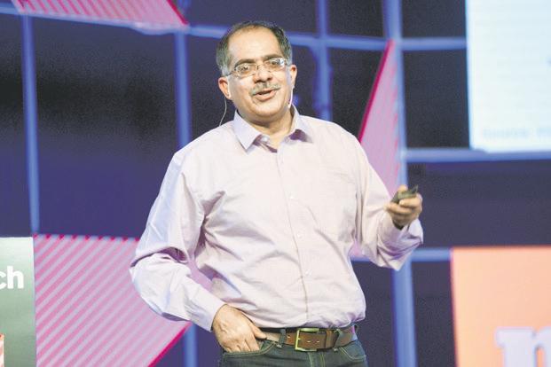 Digital inclusion is leading to financial inclusion: iSpirt's Sharad Sharma