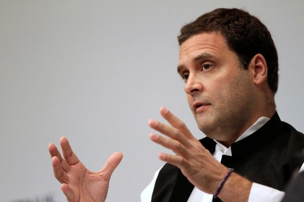 Forgiveness was what Congress president Rahul Gandhi spoke about during his recent visit to Singapore. Photo: PTI