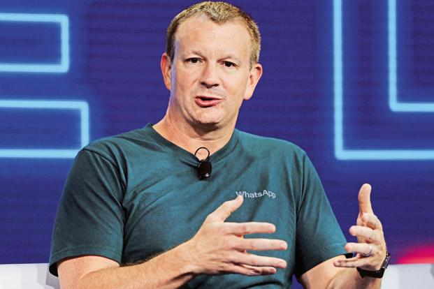 WhatsApp co-founder Brian Acton left Facebook in September 2017 and joined a foundation. Photo: