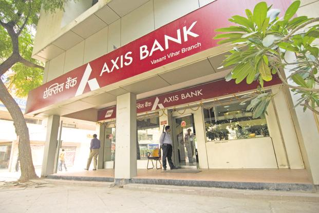 Axis Bank has seen a drastic fall in corporate loans in the recent past. Photo: Mint
