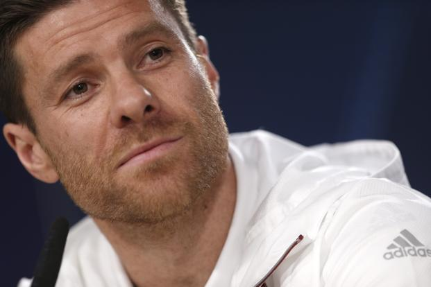 The Madrid prosecution office announced it was seeking the Xabi Alonso sentence for an alleged fraud of €2 million between 2010 and 2012. Photo: AP