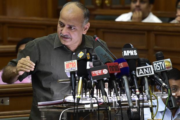 Delhi government presents 'green budget', aims at controlling pollution