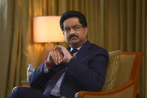 Aditya Birla Group chairman Kumar Mangalam Birla will be the non-executive chairman of the merged Vodafone-Idea entity. Photo: Abhijit Bhatlekar/Mint