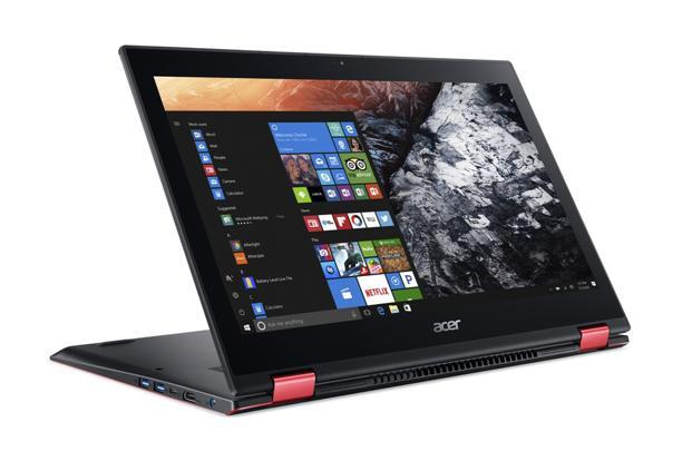Acer's Nitro 5 Spin is selling at a discount of Rs18,000 on and there is an exchange offers worth up to Rs15,000 on older laptops.