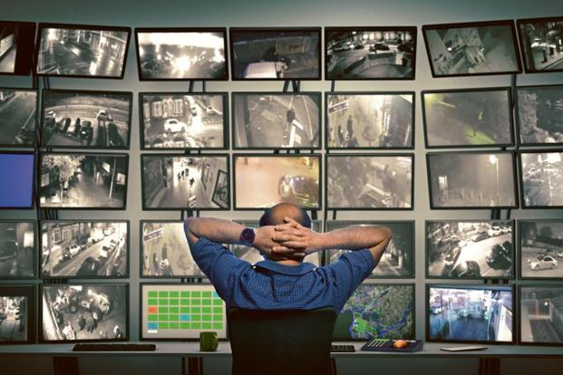 The handling of CCTV footage by the control room operator (CRO) calls for proper training. Photo: iStockphoto
