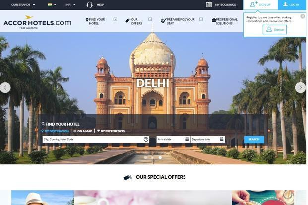 Accorhotels To Launch New Hotel Brands In India