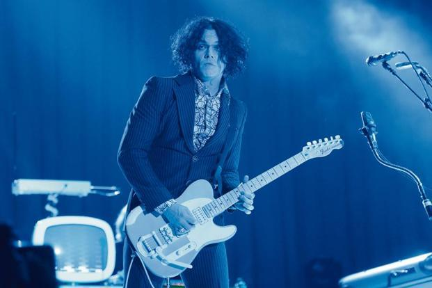 Jack White at the 2014 Bonnaroo Music and Arts Festival in Manchester, Tennessee, US. Photo: Getty Images