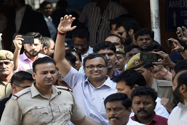 Delhi HC grants bail to Karti Chidambaram in INX Media case