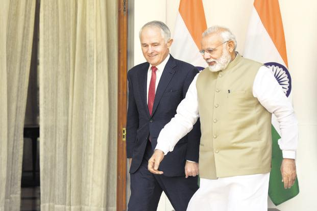Australia needs to find the balance of bipartisan support for its foreign policy and commitment towards bettering relations with India. Photo: