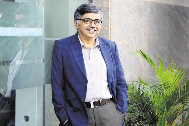 Titan managing director Bhaskar Bhat. Titan is planning to open 44 new Tanishq stores in 2018-19, marking one of its fastest expansion plans to date for the brand. Photo: Hemant Mishra/Mint