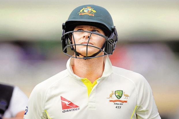 Steve Smith told reporters that it was a deliberate plan from the 'leadership group' of the side, but added he would not step down as Australia captain. Photo: Reuters