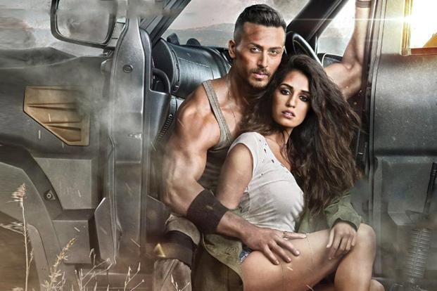 The 'Baaghi 2' promotional material gives out a mobile number that users are invited to call on, after which they get an SMS link that takes them to the chatbot hosted on Facebook Messenger where there are quizzes, songs, dialogue promos and other engagement options.